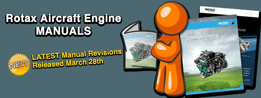 Rotax-Owner com - Rotax-Owner com - Engine Manuals