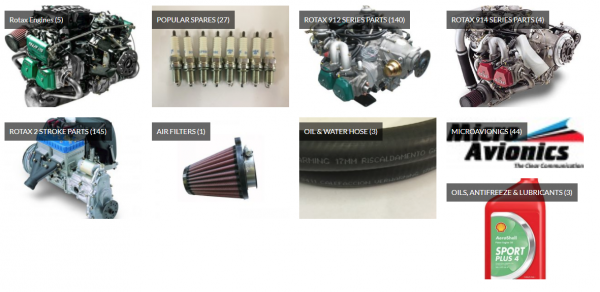 ROTAX ENGINE PARTS