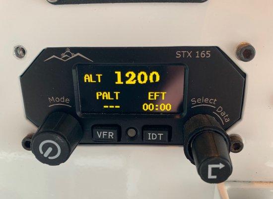 Sandia Transponder STX-165