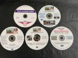 Builder DVDs (Rotax & Zenith)