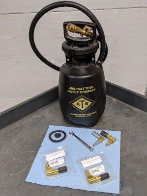 Brake Bleeder Pressure Tank