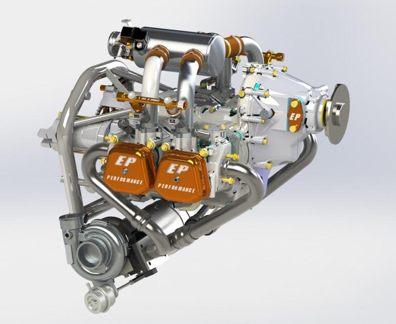 Rotax-Owner com - EP912STi (155HP) Turbo, EFI