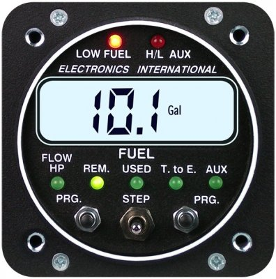 NEW EI FP-5L FUEL FLOW/PRES