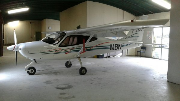 Tecnam P2008LSA